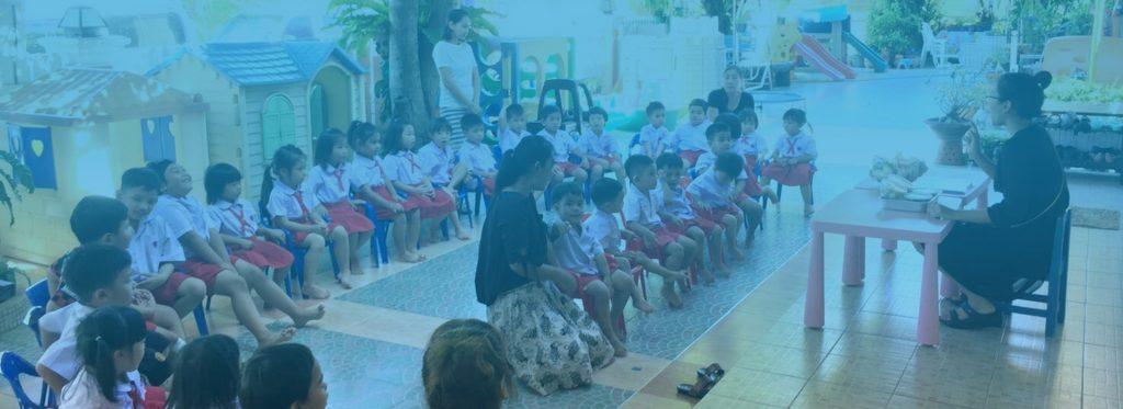 แนวการสอนของโรงเรียน โรงเรียนอนุบาลระพีพรรณ